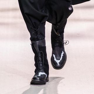 ヨウジヤマモト(Yohji Yamamoto)のyohjiyamamoto 19aw ブーツ(ブーツ)