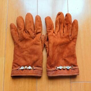 ユナイテッドアローズ(UNITED ARROWS)のUNITED ARROWS スウェード手袋(手袋)