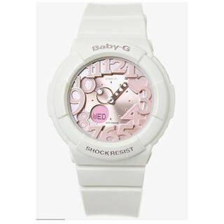 ベビージー(Baby-G)の【新品未使用・値下げしました】Baby-G 腕時計(腕時計)