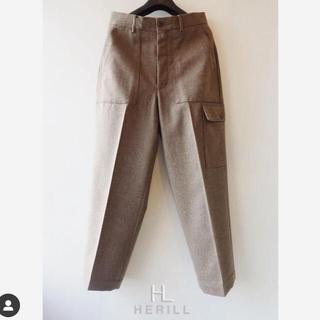 コモリ(COMOLI)の専用 HERILL BLACKSHEEP CARGO PANTS 2 (ワークパンツ/カーゴパンツ)