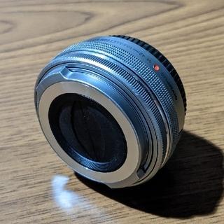 OLYMPUS - オリンパス 14-42mmF3.5-5.6 EZ & 自動開閉式レンズキャップ