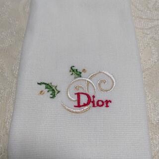 ディオール(Dior)のT 4 ディオールハンカチタオル(タオル)