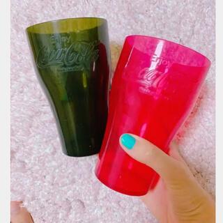 コカコーラ(コカ・コーラ)のコカコーラ コップ セット(グラス/カップ)