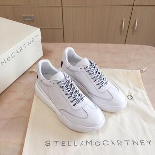 ステラマッカートニー(Stella McCartney)のStella McCartney ループ レースアップ スニーカーズ 38(スニーカー)