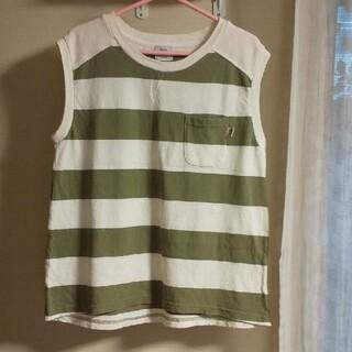 コーエン(coen)の【coen】USAコットン ノースリーブ(Tシャツ(半袖/袖なし))