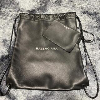 バレンシアガ(Balenciaga)のバレンシアガ ナップサック バックパック(バッグパック/リュック)