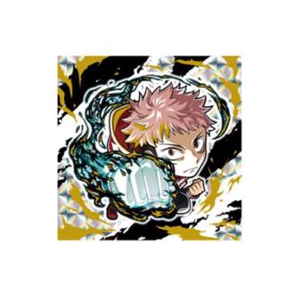 ディフォルメウエハースシール 呪術廻戦(キャラクターグッズ)