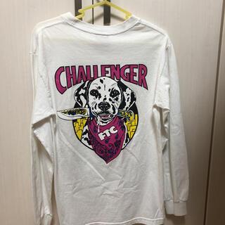 エフティーシー(FTC)のFTC×challengerロンT(Tシャツ/カットソー(七分/長袖))