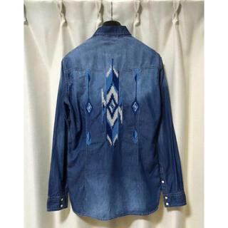 ベイフロー(BAYFLOW)のBAYFLOW ベイフロー 刺繍デザイン 長袖 シャツ 2(シャツ)