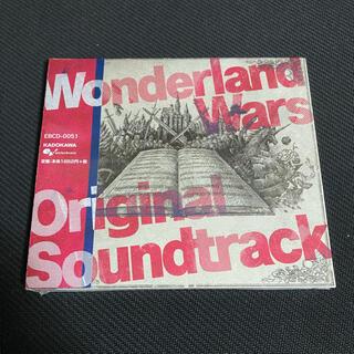 セガ(SEGA)のwonderlandwars original soundtrack(ゲーム音楽)