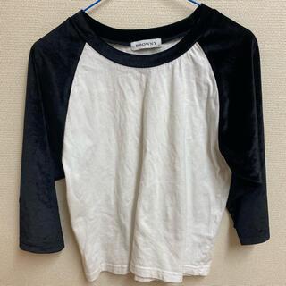 ウィゴー(WEGO)のWEGO ラグランTシャツ(Tシャツ(長袖/七分))