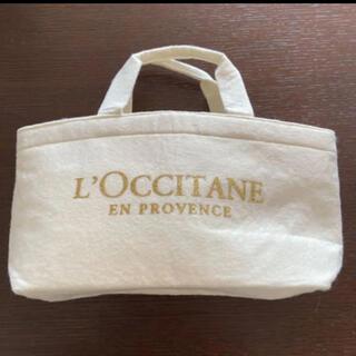 ロクシタン(L'OCCITANE)のロクシタン L'OCCITANE フェルトトートバッグ(トートバッグ)