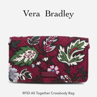 ヴェラブラッドリー(Vera Bradley)の新品 ヴェラブラッドリー iconic クロスボディ お財布ポーチ(財布)