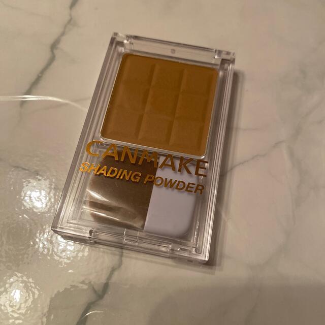 CANMAKE(キャンメイク)のキャンメイク(CANMAKE) シェーディングパウダー 03 ハニーラスクブラウ コスメ/美容のベースメイク/化粧品(フェイスパウダー)の商品写真