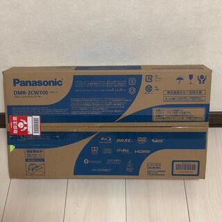 Panasonic - パナソニック DMR-2CW100 ブルーレイディスクレコーダー DIGA