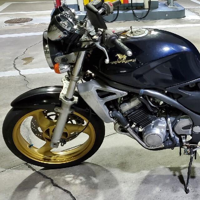 カワサキ(カワサキ)のバリオス2型 自動車/バイクのバイク(車体)の商品写真