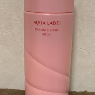 AQUALABEL - アクアレーベル バランスケアミルク 乳液