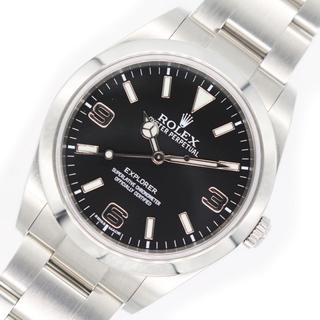 ロレックス(ROLEX)のロレックス ROLEX エクスプローラー1 腕時計 メンズ【中古】(腕時計(アナログ))