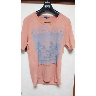 アバハウス(ABAHOUSE)の美品 ABAHOUSE(アバハウス) 半袖Tシャツ Lサイズ(Tシャツ/カットソー(半袖/袖なし))