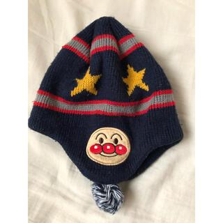 アンパンマン(アンパンマン)のアンパンマン ニット帽(48〜50size)(帽子)