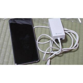 エルジーエレクトロニクス(LG Electronics)のスマートフォン(スマートフォン本体)
