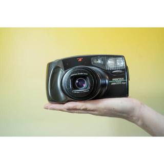 ペンタックス(PENTAX)の【完動品】Pentax zoom105 super フィルムカメラ セール品(フィルムカメラ)