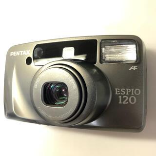 PENTAX - 美品! PENTAX ペンタックス ESPIO 120 コンパクトフィルムカメラ