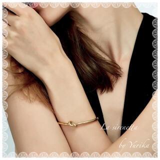 ZARA - knot bracelet