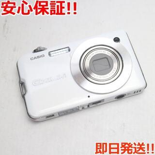 カシオ(CASIO)の超美品 EX-S10 ホワイト (コンパクトデジタルカメラ)