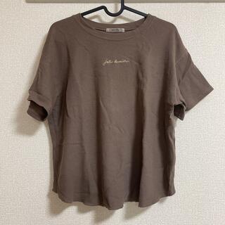 ナイスクラップ(NICE CLAUP)のNICE CLAP ワッフルTシャツ(Tシャツ(半袖/袖なし))