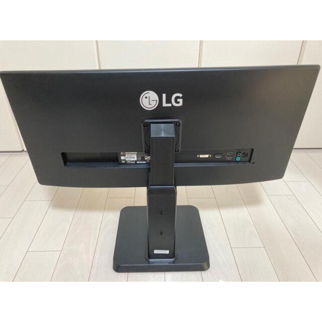 LG Electronics(エルジーエレクトロニクス)のワイドモニター29インチ LG 29UB55 じゃんてぃーく様専用 スマホ/家電/カメラのPC/タブレット(ディスプレイ)の商品写真