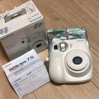富士フイルム - チェキ インスタントカメラ