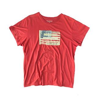 ラルフローレン(Ralph Lauren)のvintage Ralph Lauren T-shirt(Tシャツ/カットソー(半袖/袖なし))