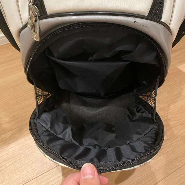 wilson(ウィルソン)の期間限定値引き ¥6900→¥6000 ウィルソン キャディバッグ 送料込 スポーツ/アウトドアのゴルフ(バッグ)の商品写真