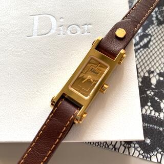 クリスチャンディオール(Christian Dior)のChristian Dior 腕時計 レディース 上品なデザイン(腕時計)