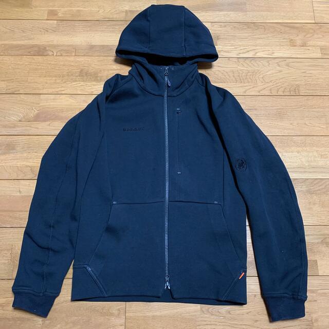 Mammut(マムート)のマムート ジップアップフーディ メンズのジャケット/アウター(マウンテンパーカー)の商品写真