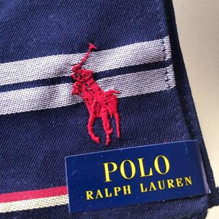 ポロラルフローレン(POLO RALPH LAUREN)のメンズ ブランドハンカチ 2枚(ハンカチ/ポケットチーフ)