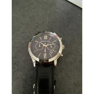 マイケルコース(Michael Kors)のマイケルコース 腕時計 メンズ(腕時計(アナログ))