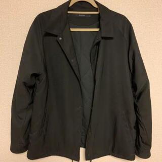 RAGEBLUE コーチジャケット ブラック 黒