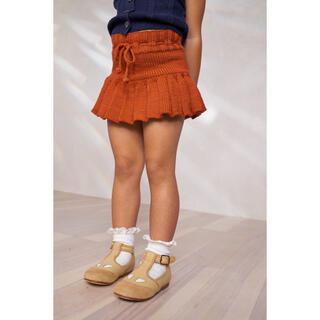 キャラメルベビー&チャイルド(Caramel baby&child )のMisha&puff  Skating Pond Skirt スカート(スカート)