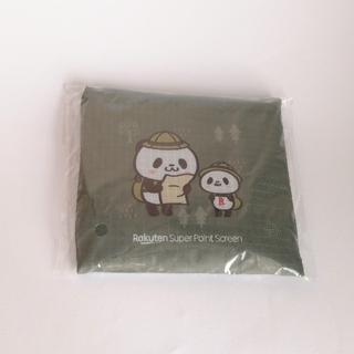 ラクテン(Rakuten)のRakuten 楽天お買い物パンダ エコバッグ(エコバッグ)