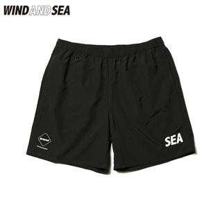 Supreme - 【新品】WIND AND SEA × Bristol コラボ ショーツ 黒 M