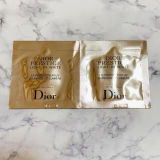 ディオール(Dior)の【新品未使用】ディオール♡プレステージホワイトルプロテクター UV シアーグロー(化粧下地)