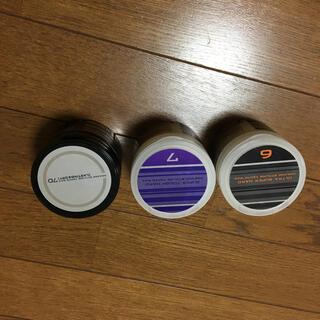ナカノ(NAKANO)のナカノスタイリングワックス 6.7.7D 新品未使用 3個セット(ヘアワックス/ヘアクリーム)