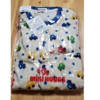 ミキハウス(mikihouse)のMIKI HOUSE パジャマ 裏綿フリース(パジャマ)