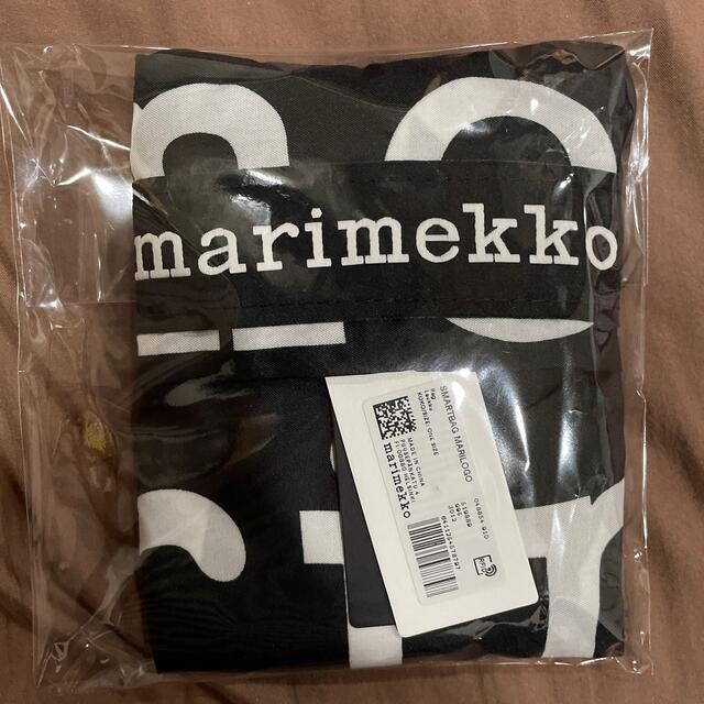 marimekko(マリメッコ)のエコバッグ マリメッコ マリロゴ レディースのバッグ(エコバッグ)の商品写真