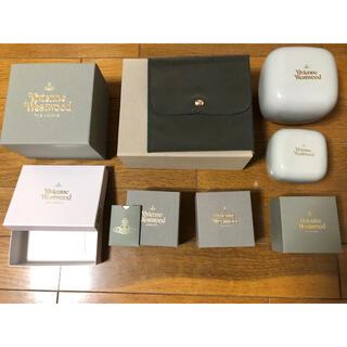 ヴィヴィアンウエストウッド(Vivienne Westwood)のヴィヴィアン ウエストウッド 空き箱セット(ショップ袋)