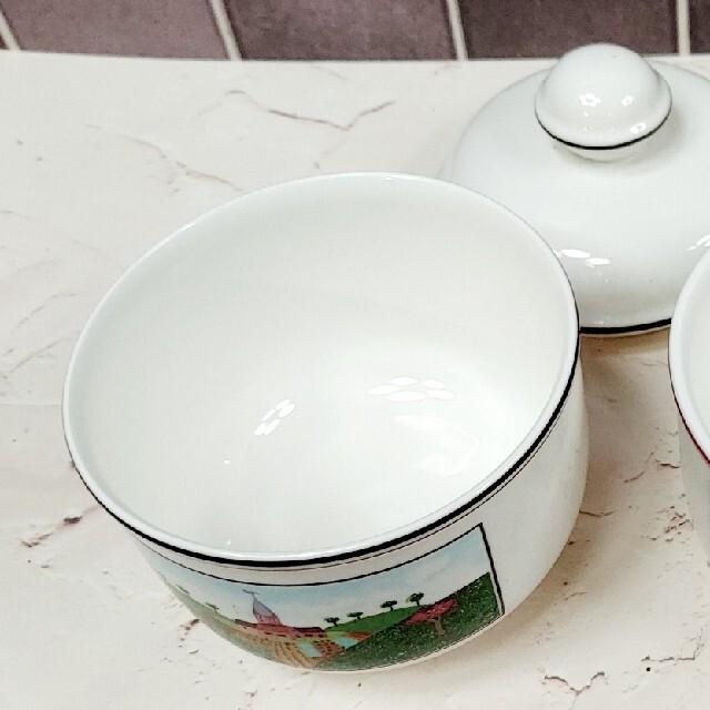 ビレロイ&ボッホ(ビレロイアンドボッホ)のVilleroy & Boch 小物入れ 蓋付き インテリア/住まい/日用品のキッチン/食器(食器)の商品写真