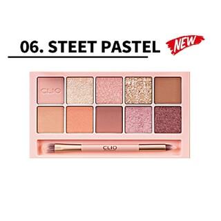 スリーシーイー(3ce)のCLIOクリオPro eye palette #06 Street Pastel(アイシャドウ)