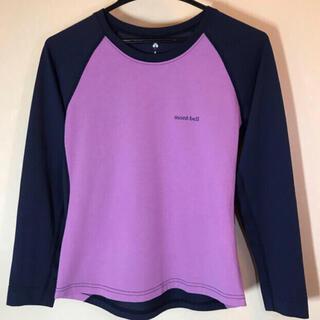 モンベル(mont bell)のmont-bell レディース長袖シャツS(Tシャツ(長袖/七分))